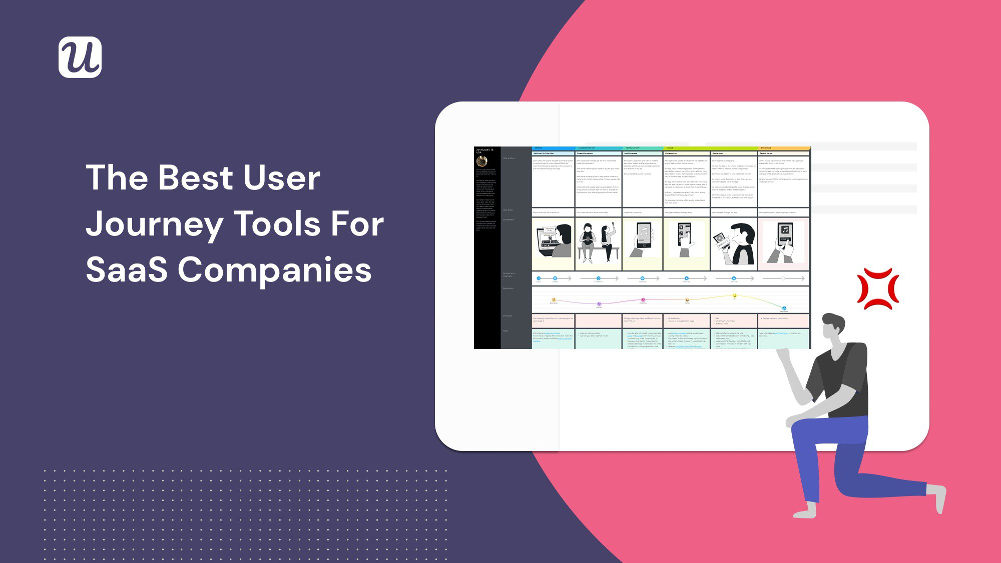 The Best User Journey Tools for SaaS Companies