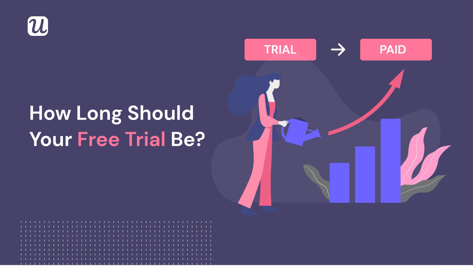 How Long Should Your Free Trial Be? Stop Thinking in Days
