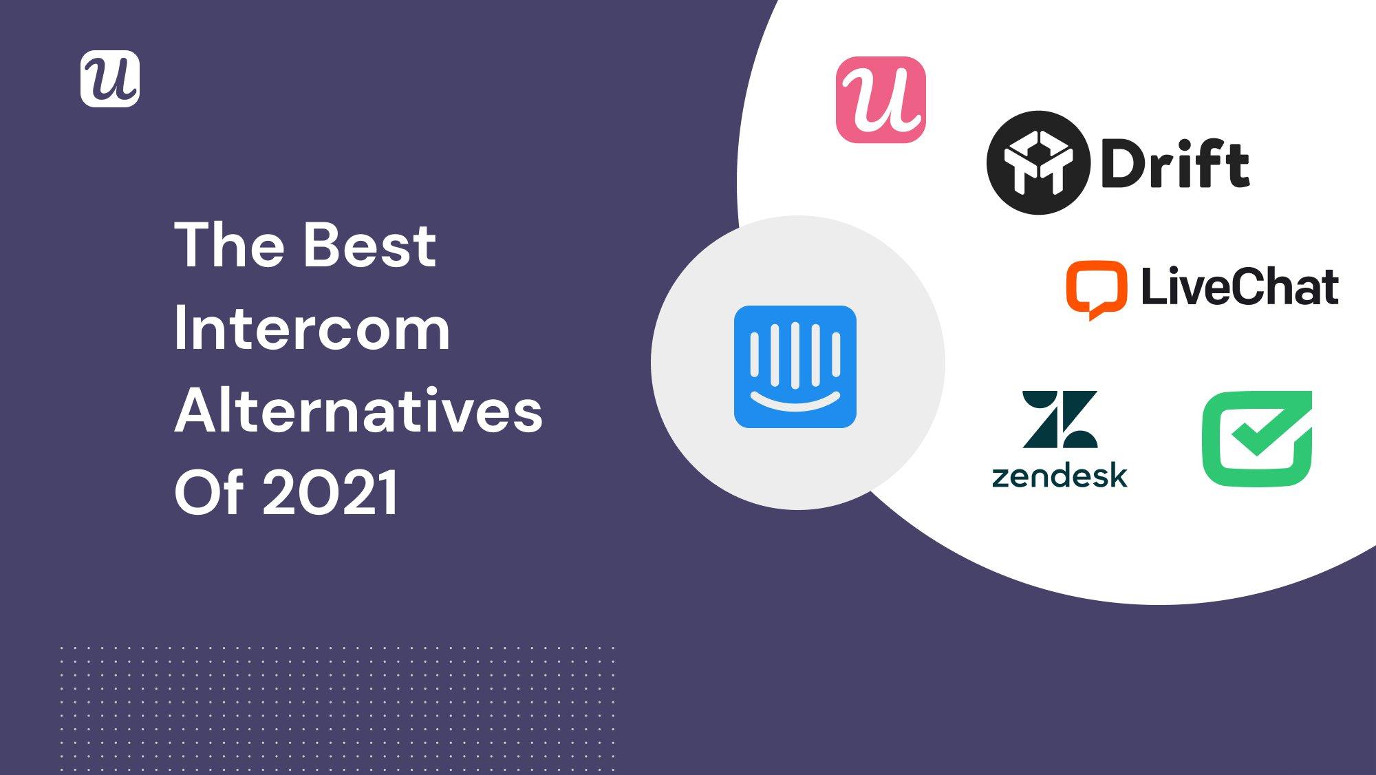 The Best Intercom Alternatives of 2021