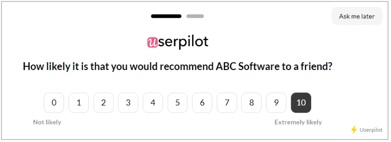 Best NPS Feedback Software to Use in 2021 [+ What to Do After Sending Your NPS Survey]